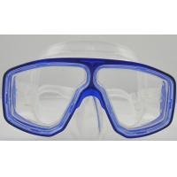 Wholesale Blue PC Frame Mask Underwater Diving Gear Deep Sea Diving Equipment from china suppliers