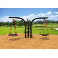 Wholesale Durable Backyard Swing Sets / Residential Swing Sets For Older Kids KP-G004 from china suppliers