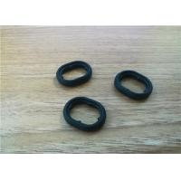 Heat Resistant Small Rubber Gaskets , Irregular Neoprene Rubber ...
