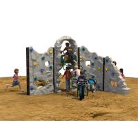 China Home Climbing Wall For Kids , Kids Indoor Rock Climbing Wall on sale