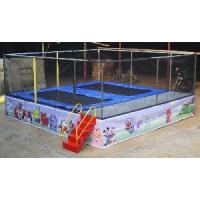 Wholesale Fitness Trampoline (ZY-5008) from china suppliers