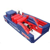 Wholesale 8mL Inflatable Obstacle Courses from china suppliers
