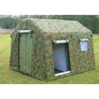 Wholesale KKT-G46 Used For Army Inflatable Tent , Inflatable Tent Army House For Events from china suppliers
