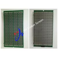 China Wave Type Oilfield Screens API 120 For Linear Motion Shakers 1070 X 570 mm on sale