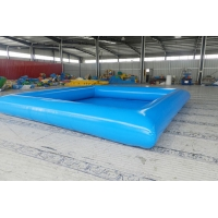 Wholesale Square Shape 0.65m Inflatable Swimming Pool For Outdoor Water Ball Games from china suppliers