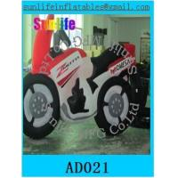 Wholesale inflatable motorcycle for advertising from china suppliers