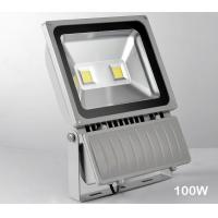 Aluminum Exterior Led Flood Lights EPISTAR 110LM/W 6000K - 6500K
