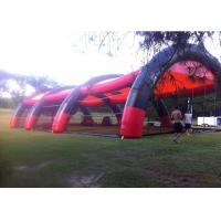 Wholesale Light Paintball Air Inflatable Event Tent With PVC Tarpualin Material from china suppliers