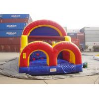Quality Indoor / Outside Inflatable Obstacle Course Training Course Equipment for sale