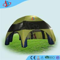 Wholesale Funny Inflatable Event Tent Inflatable Lawn Tent With Air Blower from china suppliers