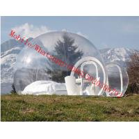 Wholesale clear inflatable lawn tent , inflatable clear tent , igloo inflatable clear tent from china suppliers