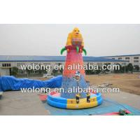 China inflatable rock climbing games,inflatable rock wall,inflatable climbing wall for sale on sale