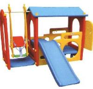 China Plastic Slide/Seesaw (KL 227-2) on sale