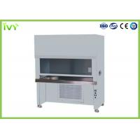 Wholesale Single Person Clean Room Bench Vertical Air Supply 220V / 50Hz Rated Power from china suppliers