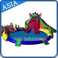Wholesale Amusement Inflatable Water Park , Inflatable Water Sports Park , Inflatable Water Products from china suppliers