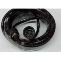 Wholesale Black PVC 13 Pin Rear View Camera Cable Plug To Socket 10M For School Bus from china suppliers