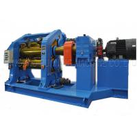 China Low Noise Rubber Calendering Machine 5 Year Warranty With Roll Clearance Adjusting Unit on sale