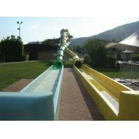 Wholesale Anti Crack Amusement Park Twister Wide Water Slide , Water Park Project Paradise For Resorts from china suppliers