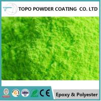 China RAL1000 Green Beige Thermoset Powder Coating 12 Mos Shelf Life CE Approval on sale