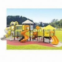 Buy cheap Outdoor Playground Equipment, Made of LLDP and Galvanized Steel Material from wholesalers