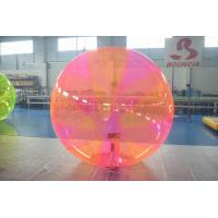 China Commercial Grade Inflatable Water Ball , Aqua Ball For Rental Business on sale