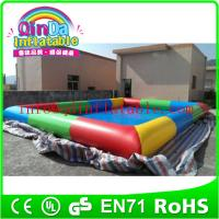 Wholesale Water Inflatable Pool Inflatable Water Pool Inflatable Swimming Pool For Sale from china suppliers
