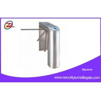 China Outdoor Electronic Entry Tripod Turnstile Gate , 600 MM channel width on sale