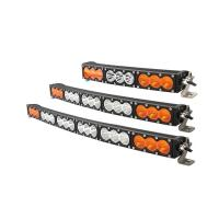 Wholesale Hanka Superior Quality Single Row 10W CREE Curved Version IP67 Off Road Led Light Bar For Car from china suppliers