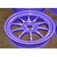 Wholesale anti gassing powder coating candy color powder coating for wheels from china suppliers