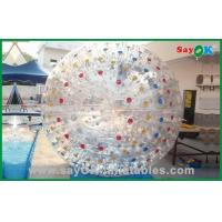China Inflatable Sports Games Human Hamster Ball For Amusement Park Game on sale