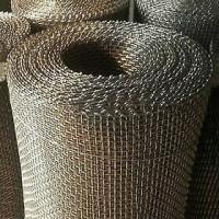 China Durable 304 Stainless Steel Woven Wire Mesh Dutch Twill Plain Weave Long Using Life on sale