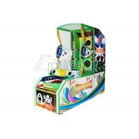 China 1 Player Coin Operated Arcade Machines / Amusement Park Indoor Sport Table Football Game Machine on sale