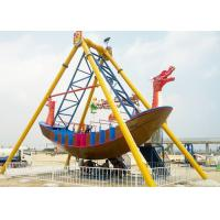 Wholesale 380V 50HZ Dragon Pirate Ship Ride , Pirate Ship Fair Ride 24 Seats from china suppliers