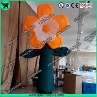 Quality Spring Festival Event Party Decoration Lighting Inflatable Flower With LED Light for sale