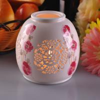 Wholesale Personalised Ceramic Candle Holder Handmade Heat Resistant ASTM Test from china suppliers