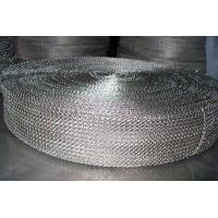 Wholesale Cable Shielding Security Stainless Steel Knitted Wire Mesh For Exhaust Systems from china suppliers