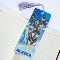 Wholesale PET Material 3D Animal Bookmarks 3D Lenticular Bookmark CMYK Printing from china suppliers