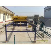 Wholesale Durable Wire Cage Welding Machine , Iron Net Making Machine For Fencing Mesh from china suppliers