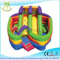 Hansel free playground equipment,obstacle sport game indoor and outdoor