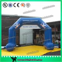 Wholesale High Quality Event Decoration Inflatable Archway Inflatable Finish Arch from china suppliers
