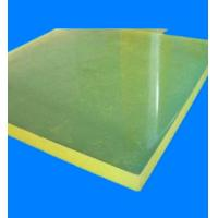Light Weight PU Sheets Engineering For Plastic Processing Machine
