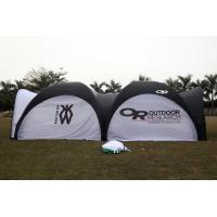 Wholesale Inflatable Canopy Outdoor Tent Inflatable Advertising Airtight exhibition tent from china suppliers