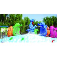 Wholesale Children Amusement Rides Playground Equipment Merry Go Round Fairy Hippocampi from china suppliers