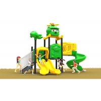 Buy cheap Robot Welding Technology Childrens Plastic Playground Custom Color For Hip Hop from wholesalers
