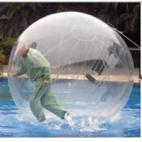 Wholesale TPU / PVC Walking Human Hamster Ball Inflatable Running Water Bubble Roller from china suppliers