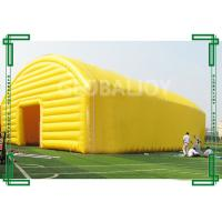 Buy cheap outdoor inflatable PVC tarpaulin marquee tent/new design marquee tent for sale from wholesalers