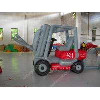 Wholesale Rental 3m inflatable car model With Fireproof PVC tarpaulin For parks from china suppliers