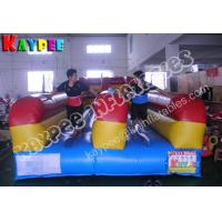 Wholesale Commercial Bungee run,inflatable active sport game,hot sports from china suppliers