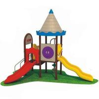 Wholesale Engineering Plastic Outdoor Playground AM-1676A from china suppliers