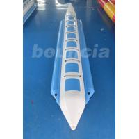 Wholesale 0.9mm PVC Tarpaulin Inflatable Towable Banana Boat Tubes For Water Sports from china suppliers